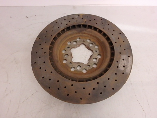 Brake disc Ferrari F430 Spider 4,3 F136E Hinten Links