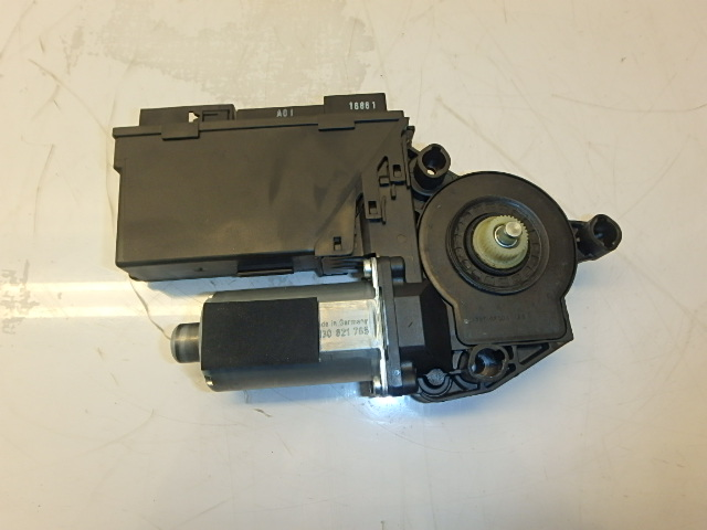 Window regulator motor Audi A8 4E S8 5,2 FSI BSM 4E0910802A