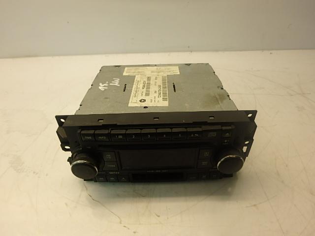 Radio Dodge Magnum Kombi R/T 5,7 Hemi EZB 05064032A