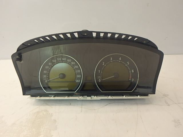 Tacho Kombiinstrument BMW 760 i li 6,0 Benzin N73B60A 6956630