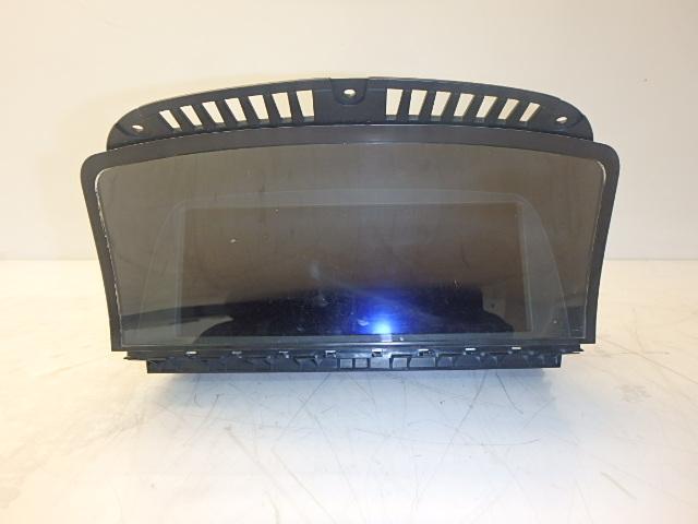 Le cadre de BMW 6,0 Benzin N73B60A 6967626 Bordmonitor Bildschirm 8,8 Display