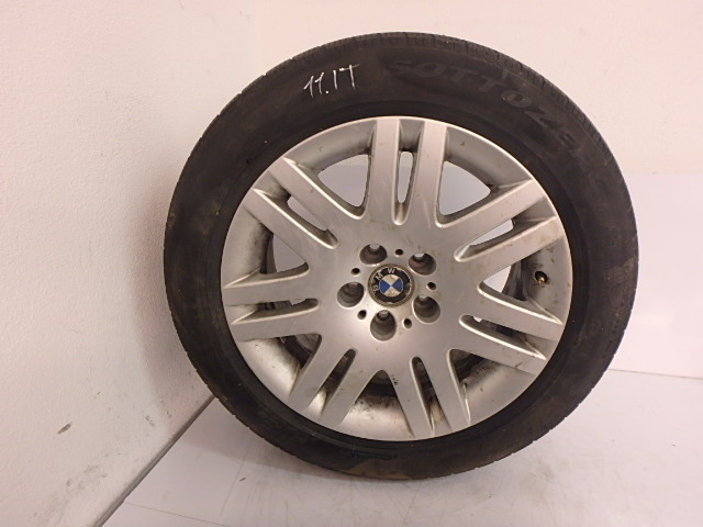 Wheel BMW 760 i li 6,0 N73B60A 245/50R18 2012 1mm