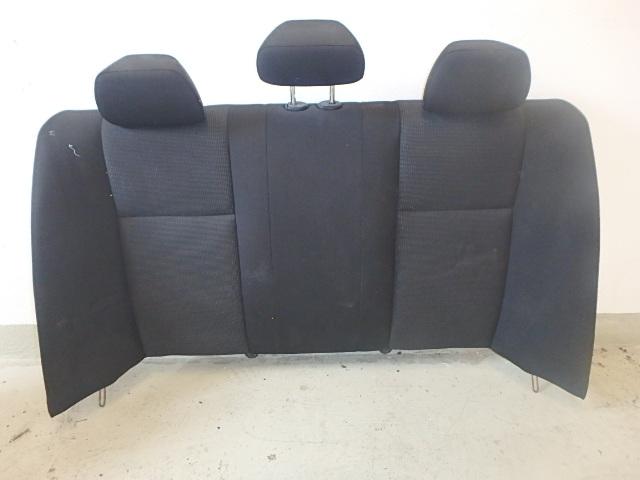 Rear seat back Mercedes Benz C-class W204 C220 sedan 2.2 CDI 651.911