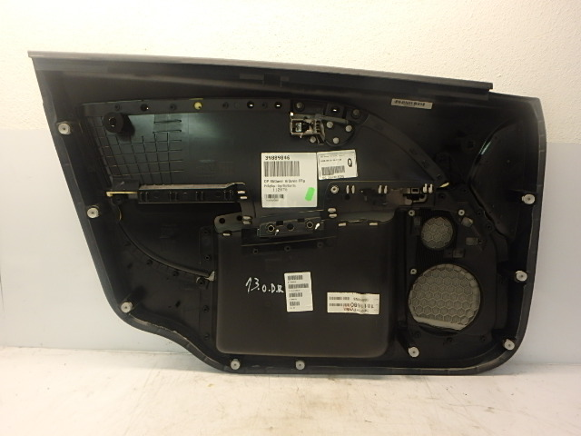 Panneau de porte Volvo III BW D5 2,4 Diesel D5244T4 30649430 FR194559