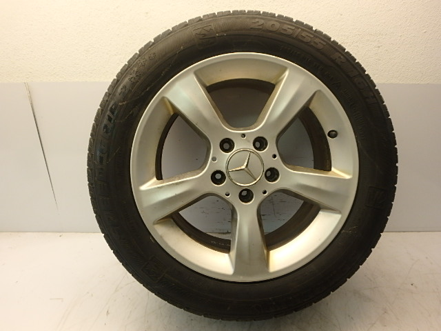 Wheel Mercedes Benz C Coupe 2,5 272.920 205/55 R16H 2016 5mm 7JX16 H2 EN205277