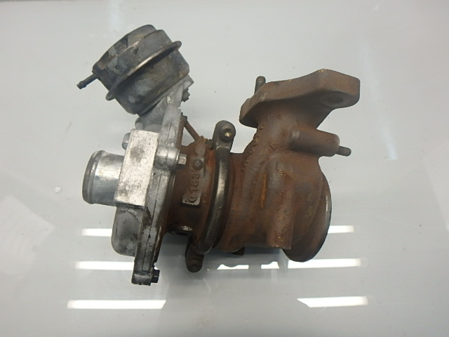 Turbolader Fiat Peugeot Qubo 312 Punto Bipper 1,3 D 199A9000 55237520 DE95206