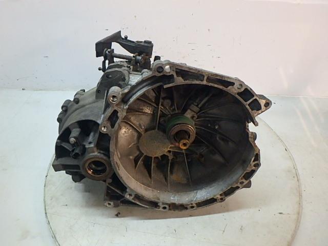 Caja de cambios Ford Mondeo III B5Y BWY B4Y 2,0 TDCi 16V D6BA 1S7R DE 7F096 DE95571