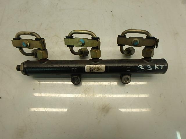 Einspritzleiste Jaguar S-Type CCX XF 2,7 TD 276DT AJD 4R8Q-9D280-BA DE95996
