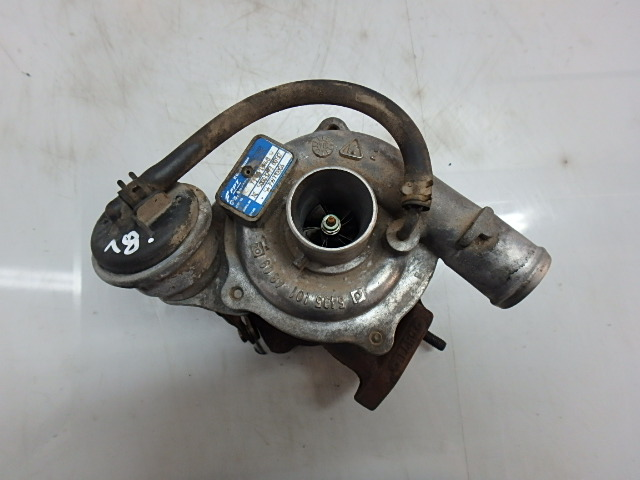 Turbocompresor Opel, Suzuki Agila Meriva Splash Swift 1,3 CDTI 16V Z13DTJ 54359710006