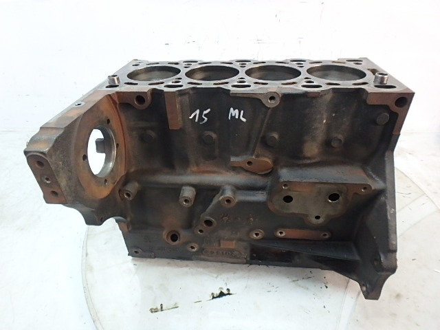 Motorblock Kurbelwelle Kolben Pleuel Signum Vectra B Zafira A 2,0 DTI Y20DTH