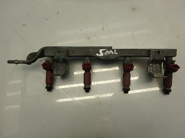 Einspritzleiste Mazda 3 BK 1,4 Benzin ZJ-VE DE106696