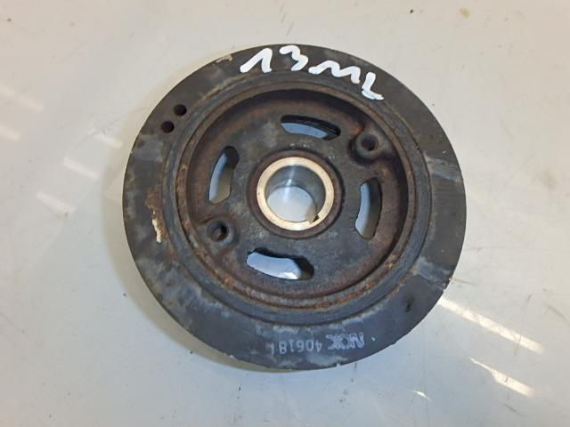 Riemenscheibe Mazda 3 BK 1,4 Benzin ZJ-VE 40618