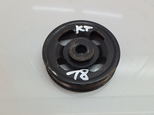 Riemenscheibe für Nissan Micra II K11 1,4 Benzin 16V 82 PS 60 KW CGA3DE