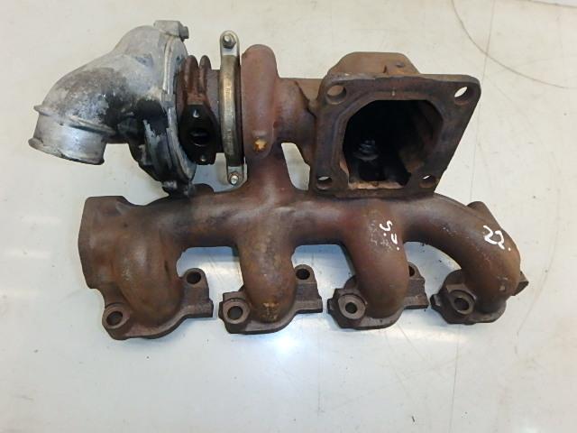 Turbocompressore Ford Transit FD FA FM 2,0 DI Diesel 55 KW D3FA 1C1Q-8K582-EB