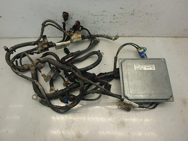Steuergerät Ford C-Max DM2 Focus II DA 1,6 HWDA 4M51-12A650-HD