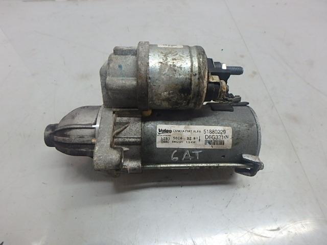 Anlasser Fiat Peugeot Qubo Bipper 1,3 D 199A9000 51880229 DE130273