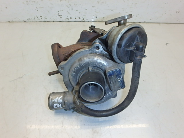 Turbocompresor Opel, Suzuki Agila Meriva Splash Swift III 1,3 CDTI Z13DTJ 54359710006