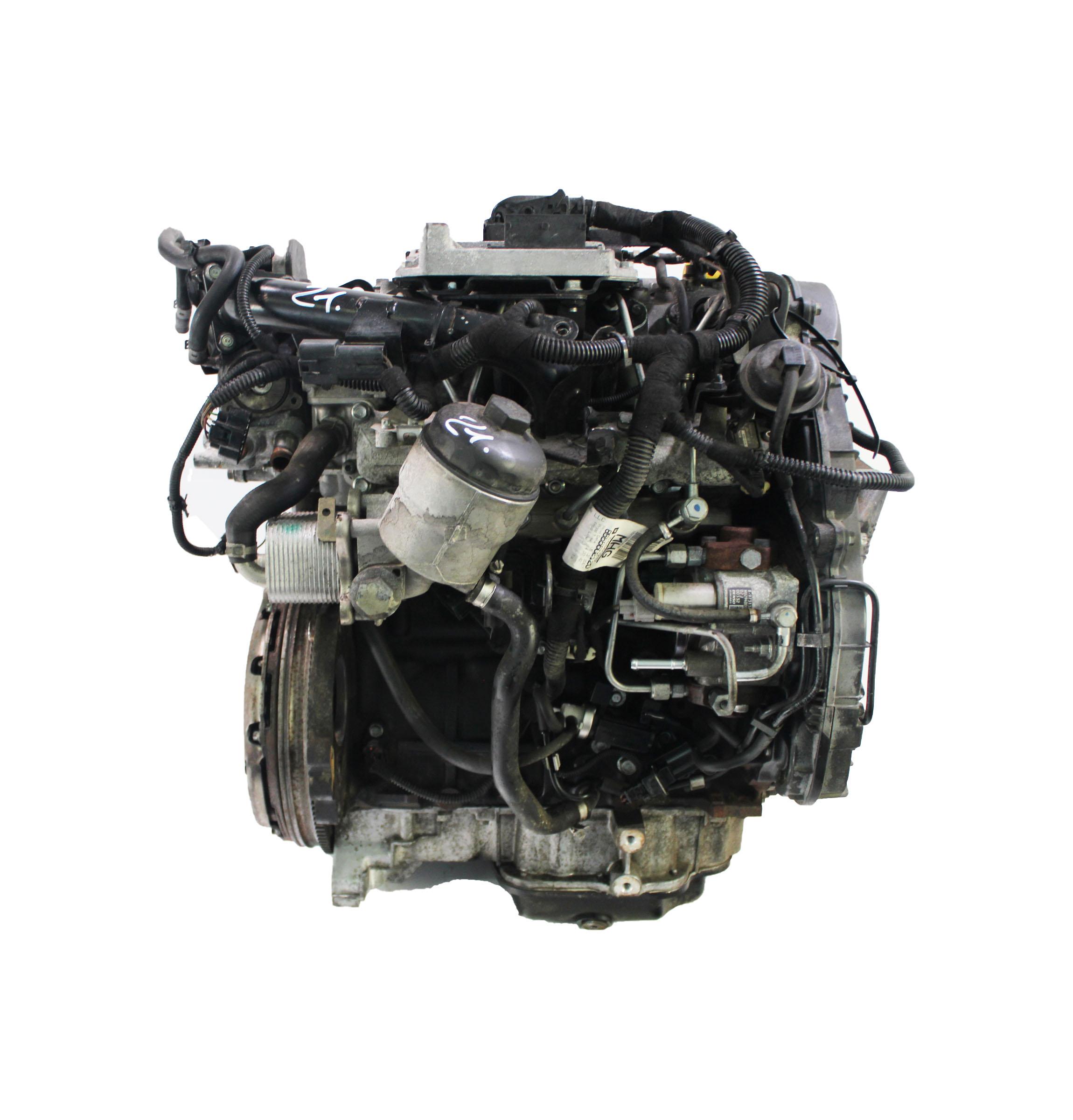 Motor für Opel Vauxhall Meriva A 1,7 CDTI Diesel Z17DTH Z17 100 PS 74 KW