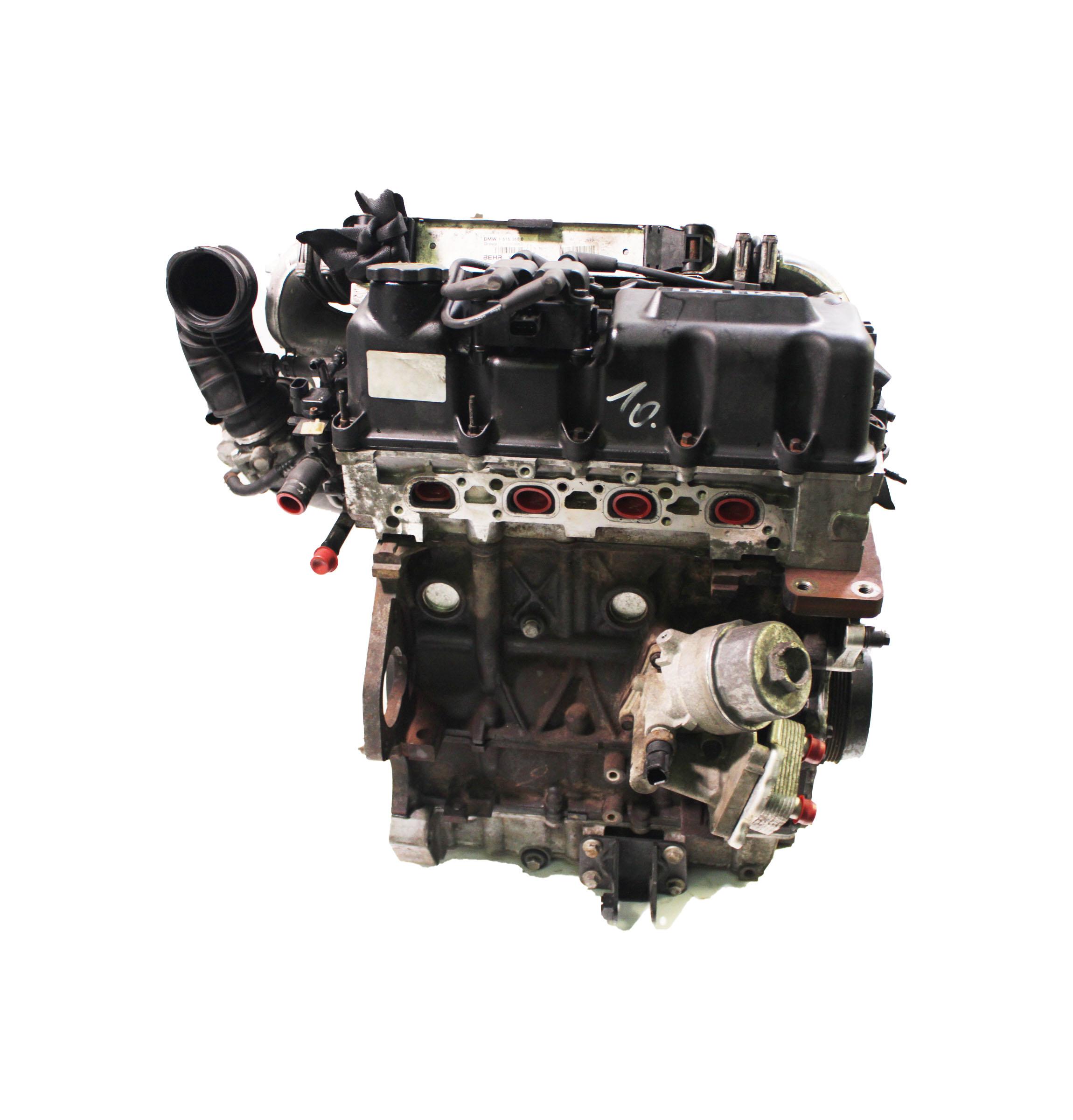 Motor für Mini Cooper S R50 R51 R52 R53 1,6 Benzin W11B16 W11B16A