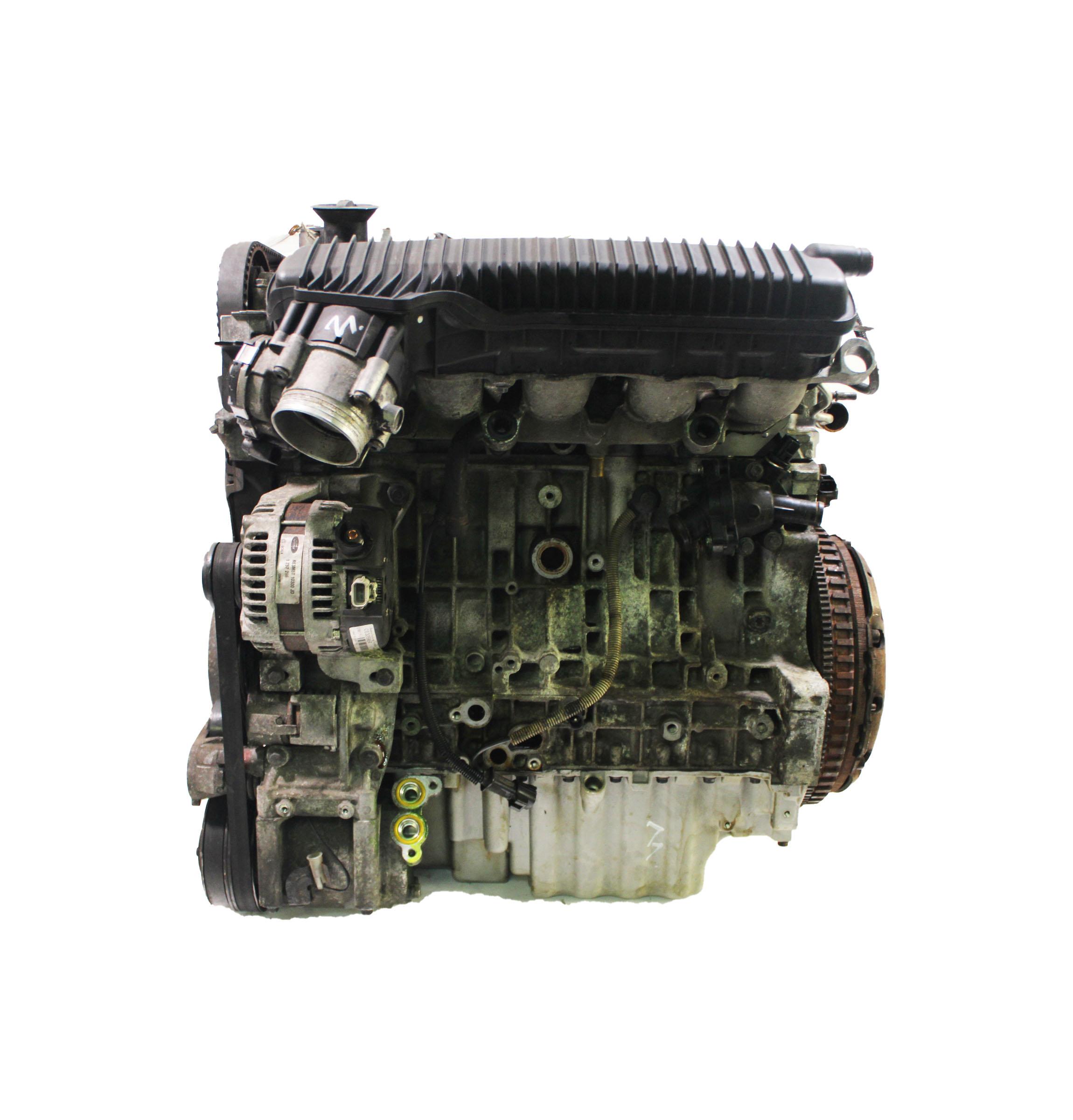 Motor für Ford Focus MK2 II DA 2,5 ST Benzin HYDA 225 PS 166 KW