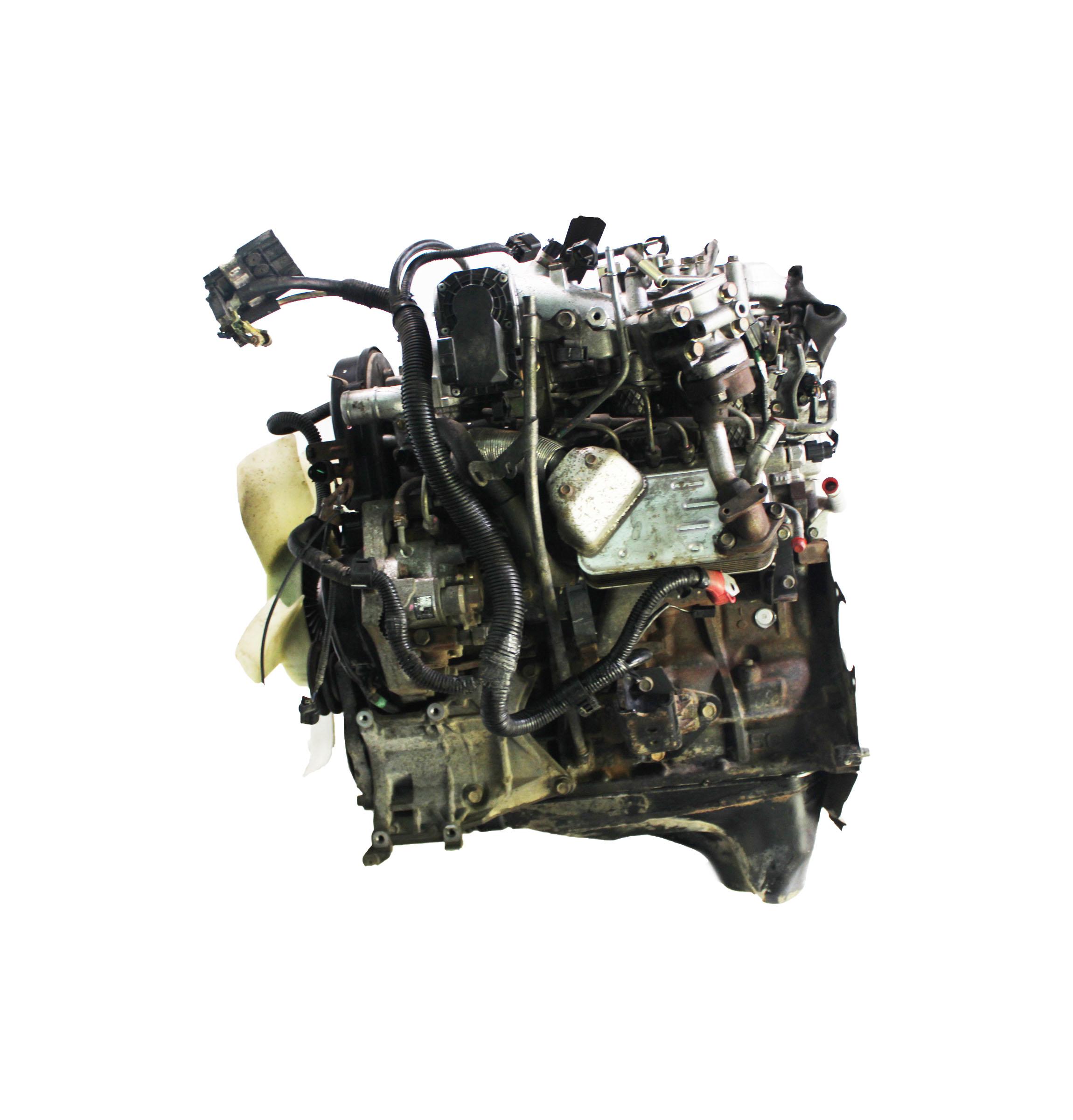 Motor 2006 für Mitsubishi L200 K7 2,5 TD 4WD Diesel 4D56T 4D56U 4D56 133 PS