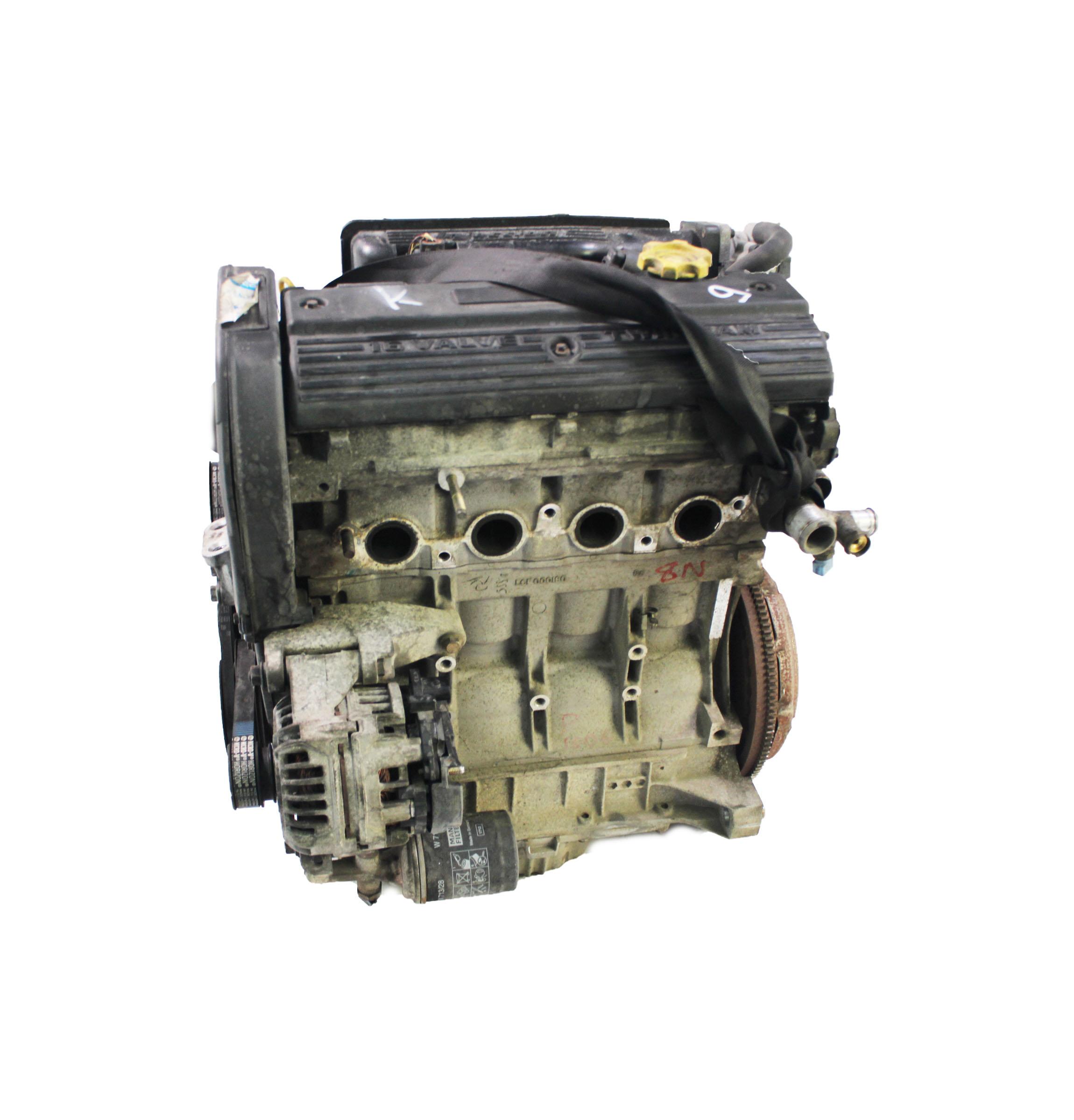 Motor für Rover 25 RF 1,4 16V Benzin 14K4M 84 PS 62 KW