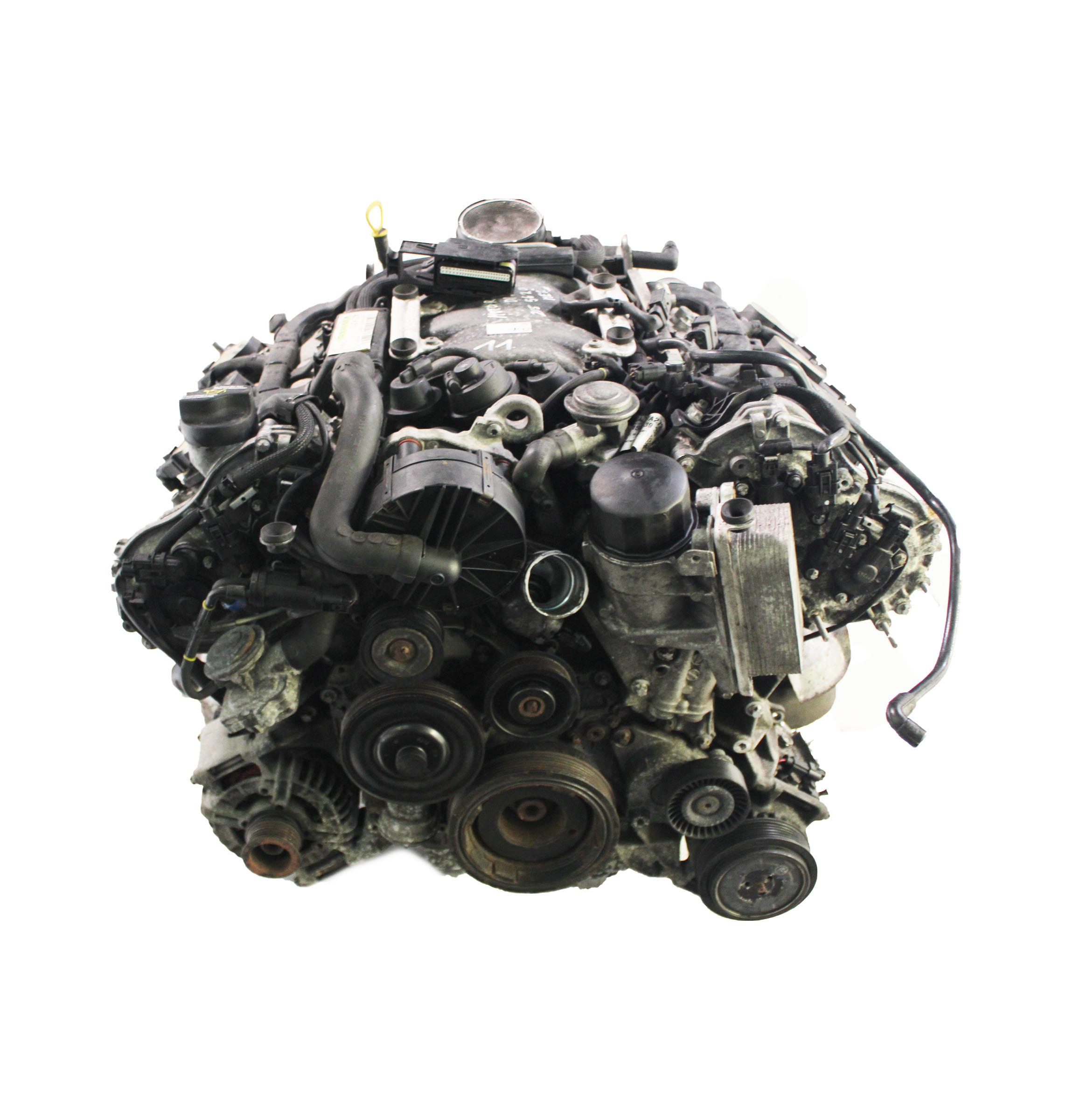 Motor 2007 für Mercedes Benz E-Klasse W211 S211 E350 3,5 Benzin 272.964 M272.964