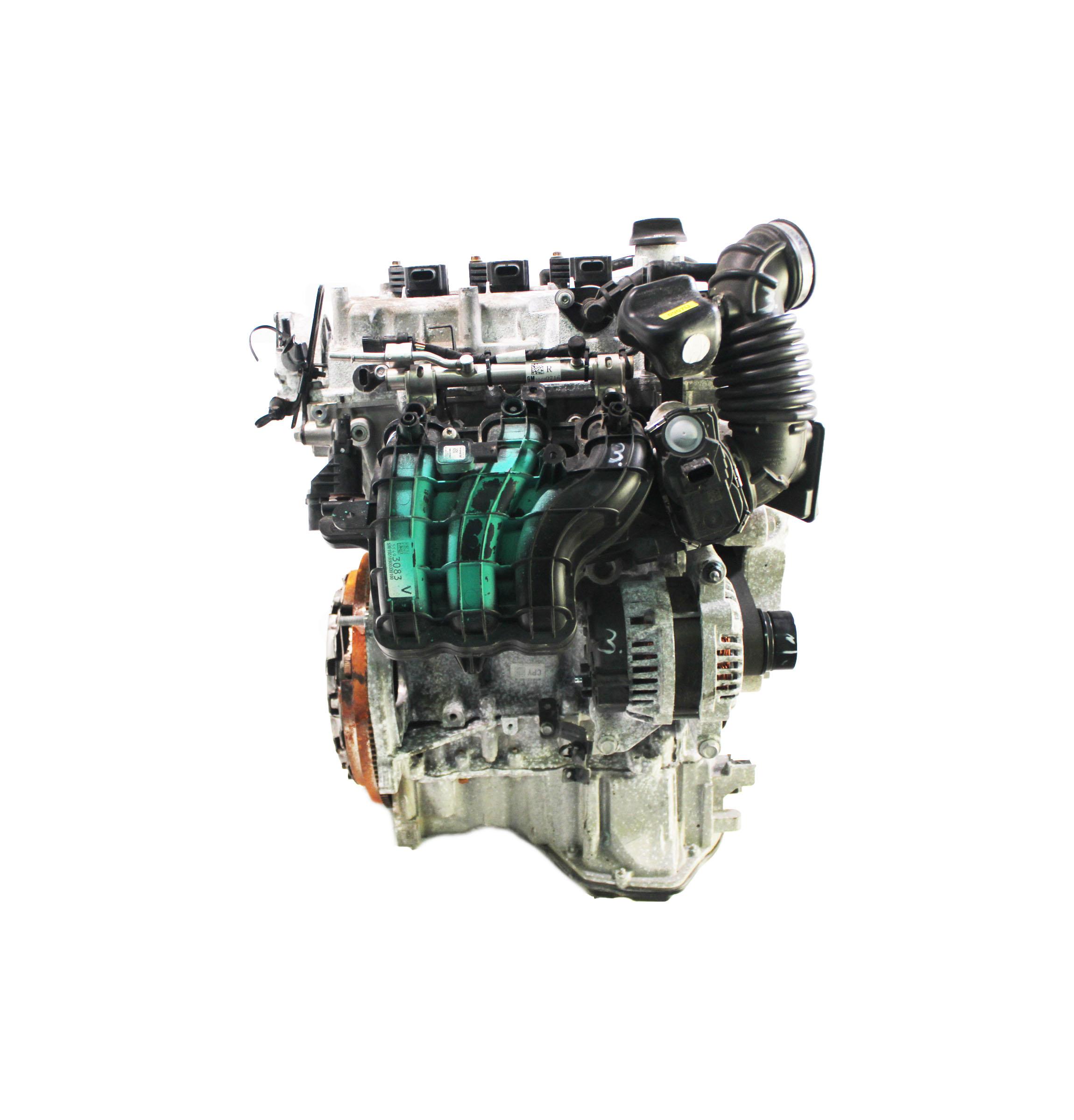 Motor für Opel Vauxhall Karl C16 Viva 1,0 Benzin L5Q B10XE 75 PS