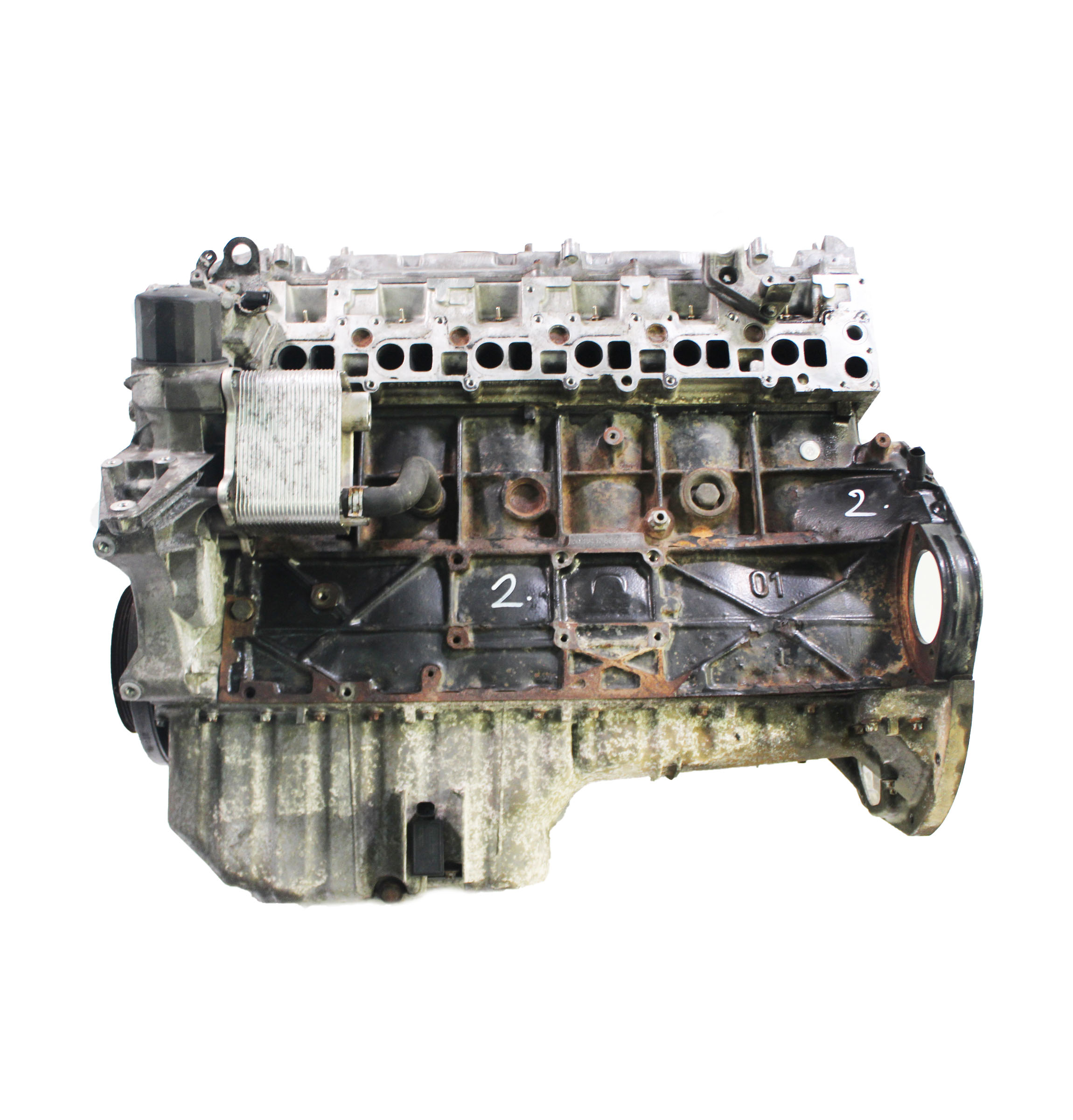 Motor für Mercedes Benz E-Klasse W210 S210 3,2 CDI 613.961 OM613 OM613.961