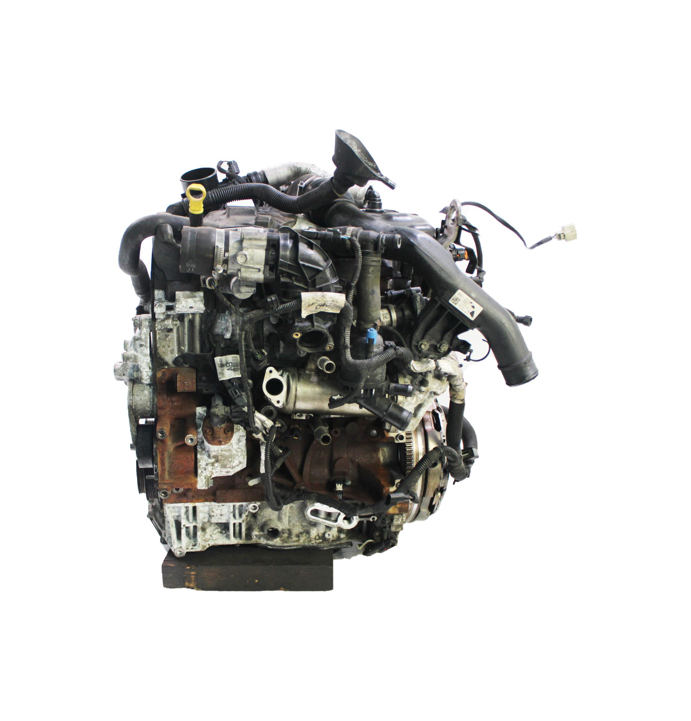 Motor für Ford Transit V363 2,0 EcoBlue Diesel YMF6 130 PS