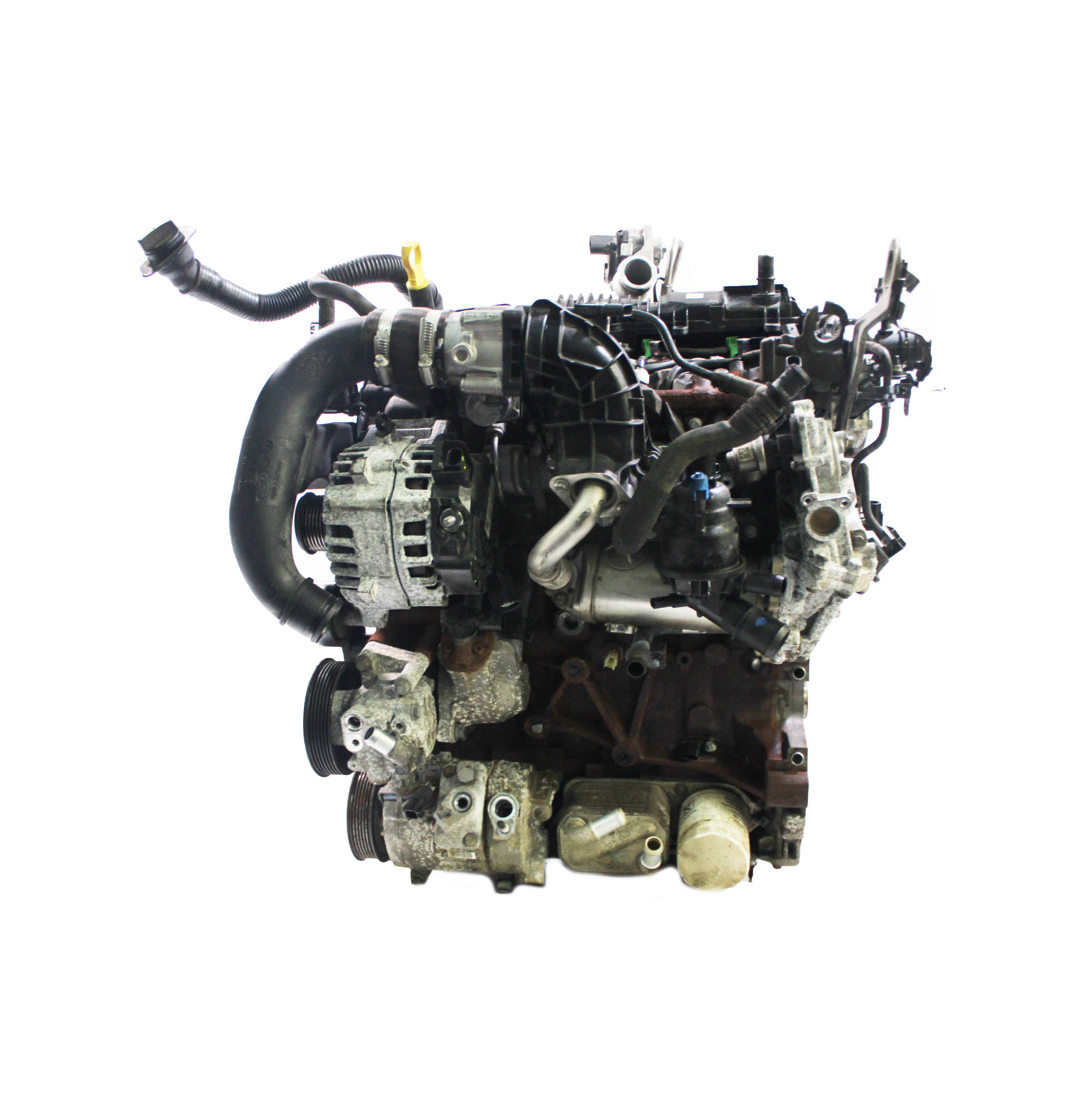 Motor für Ford Transit V363 2,0 EcoBlue Diesel D YMF6 130 PS