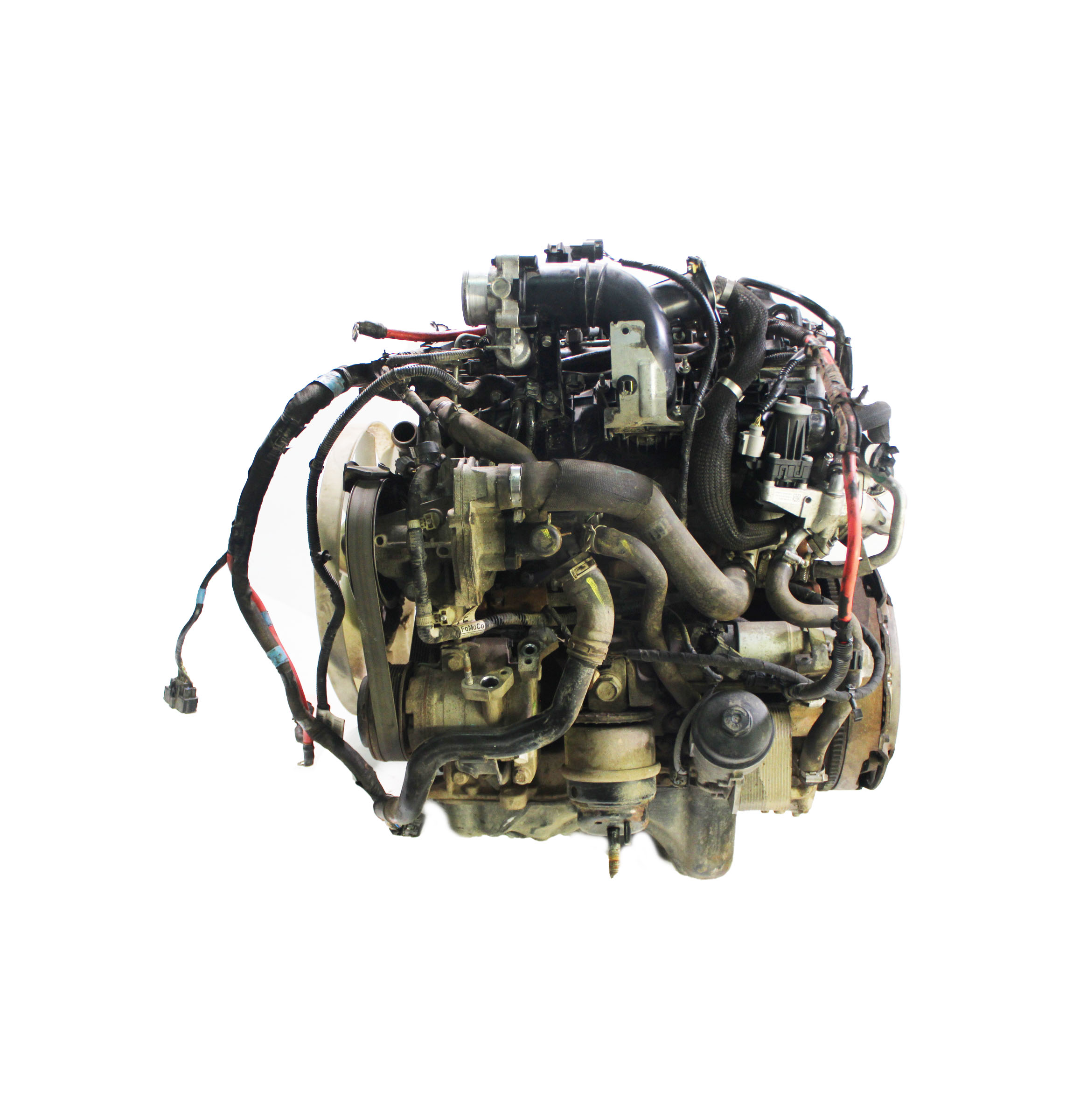 Motor für Ford Ranger TKE 2,2 TDCi Diesel QJ2W GBVAJQJ