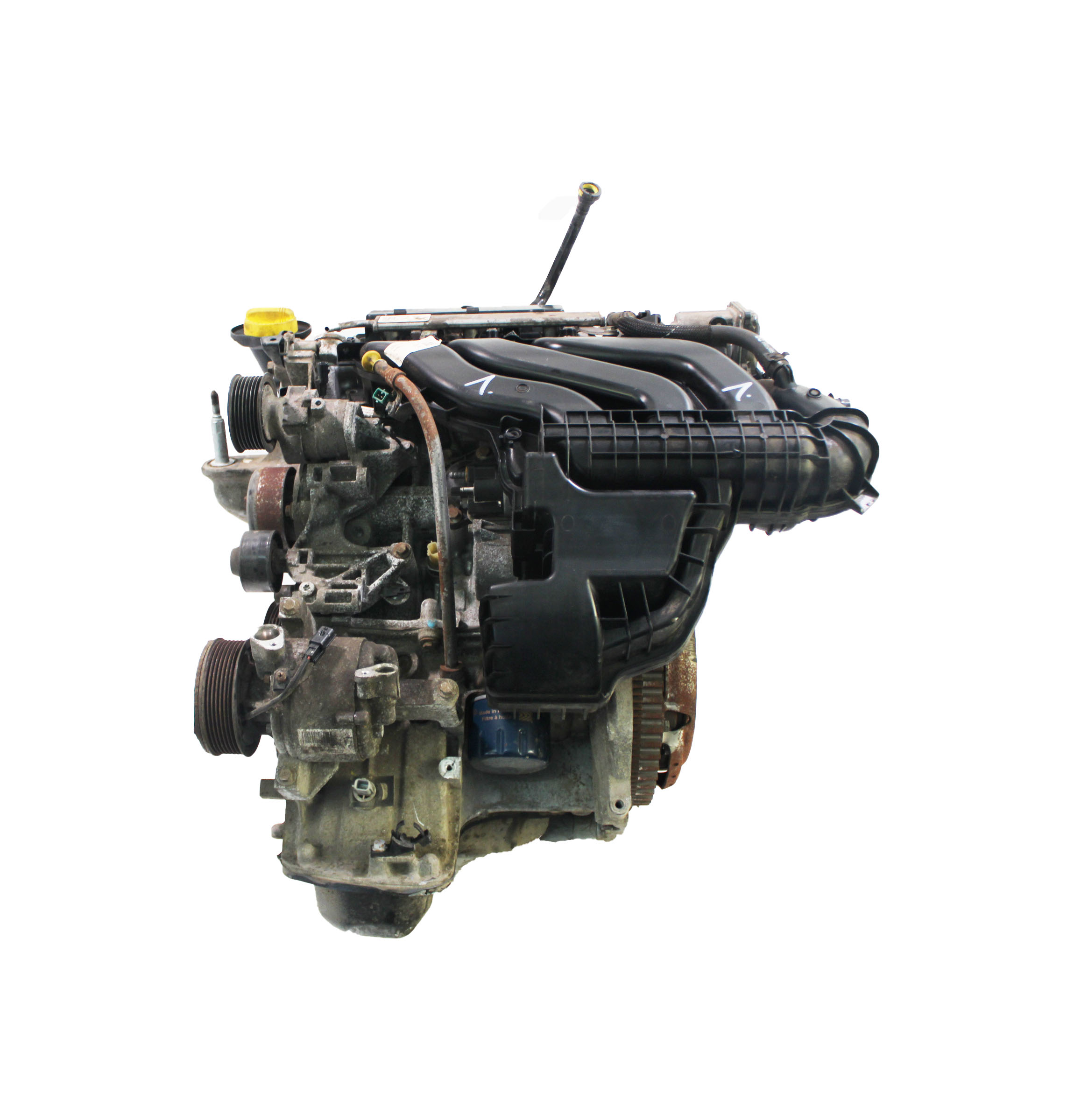 Motor für Smart Forfour Fortwo 1,0 Benzin H4D400 H4D 281.920 M281