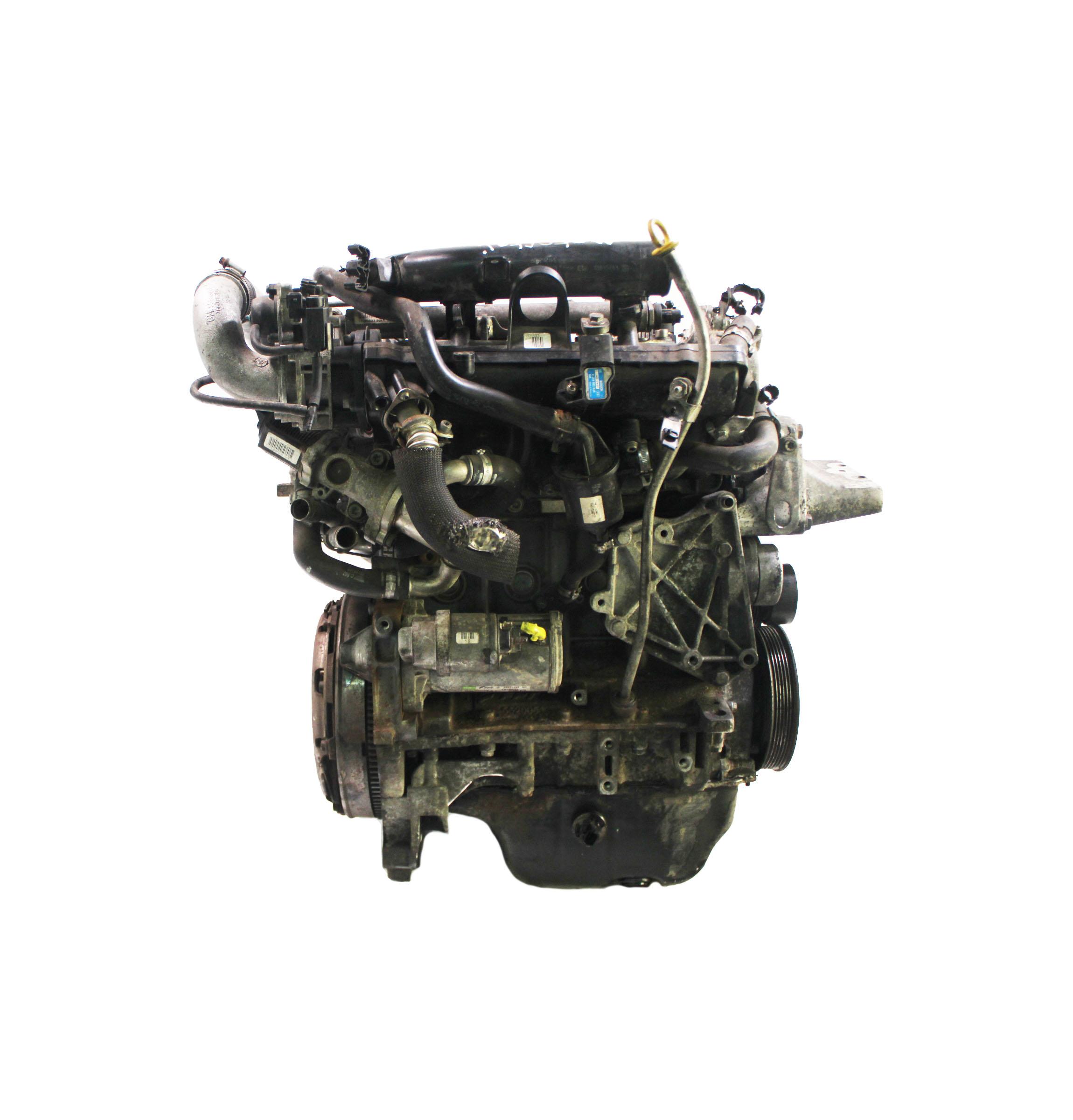 Motor für Opel Vauxhall Astra H 1,3 CDTI Diesel Z13DTH Z13 90 PS