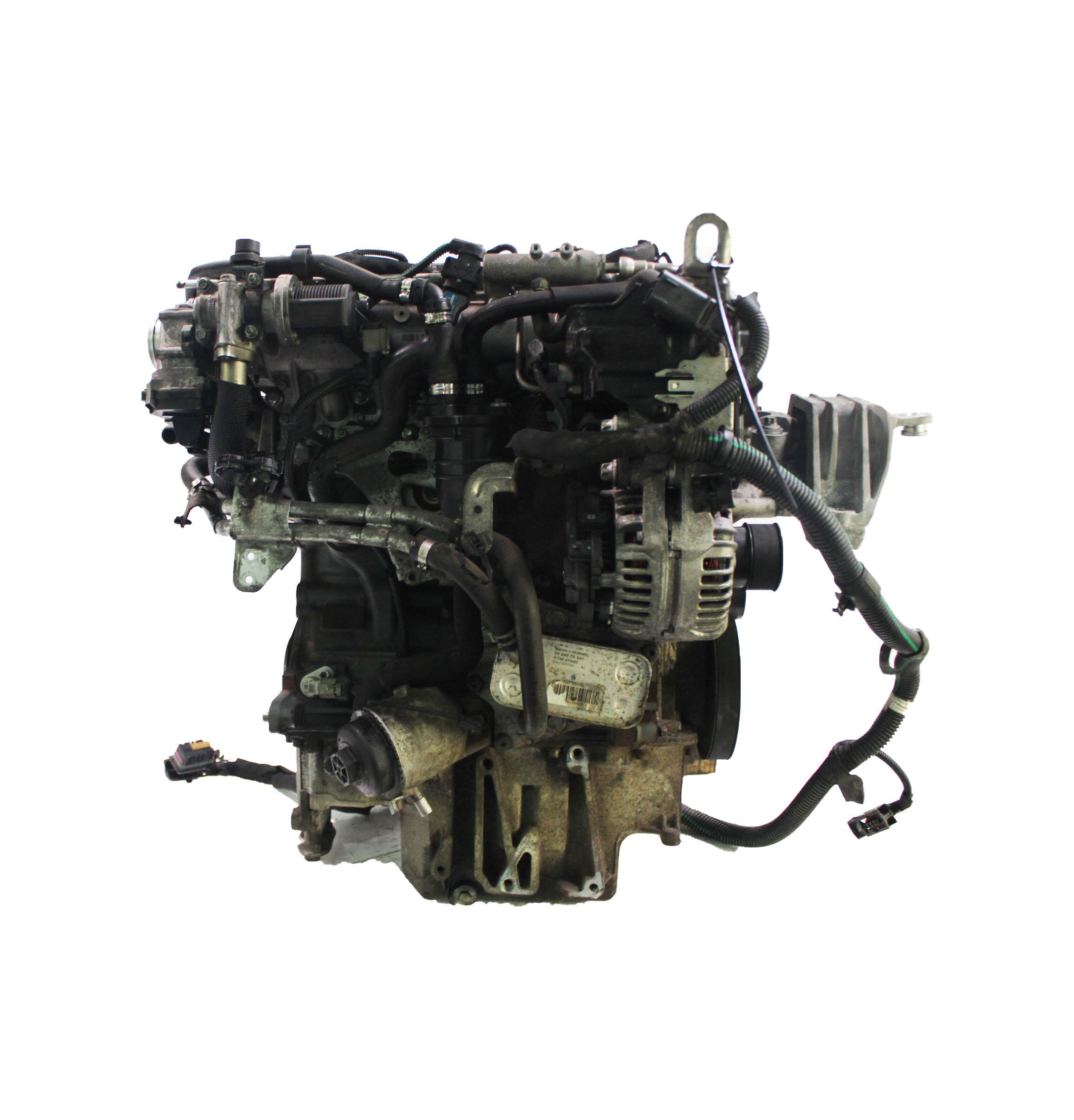 Motor für Saab 93 9-3 YS3F 1,9 TiD Diesel Z19 Z19DTH 150 PS