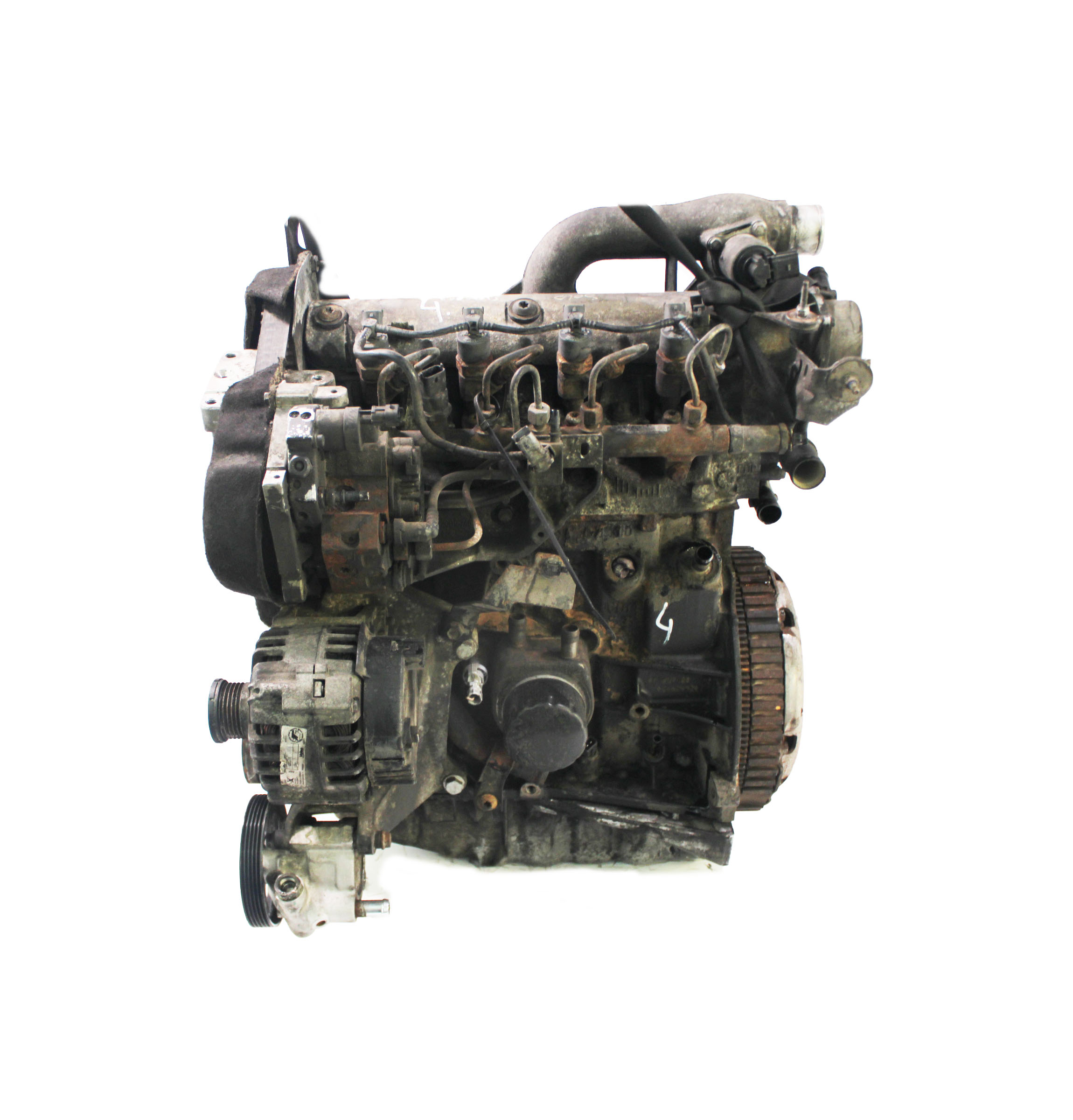 Motor für Opel Vauxhall Vivaro A X83 1,9 DI Diesel F9Q762 F9Q