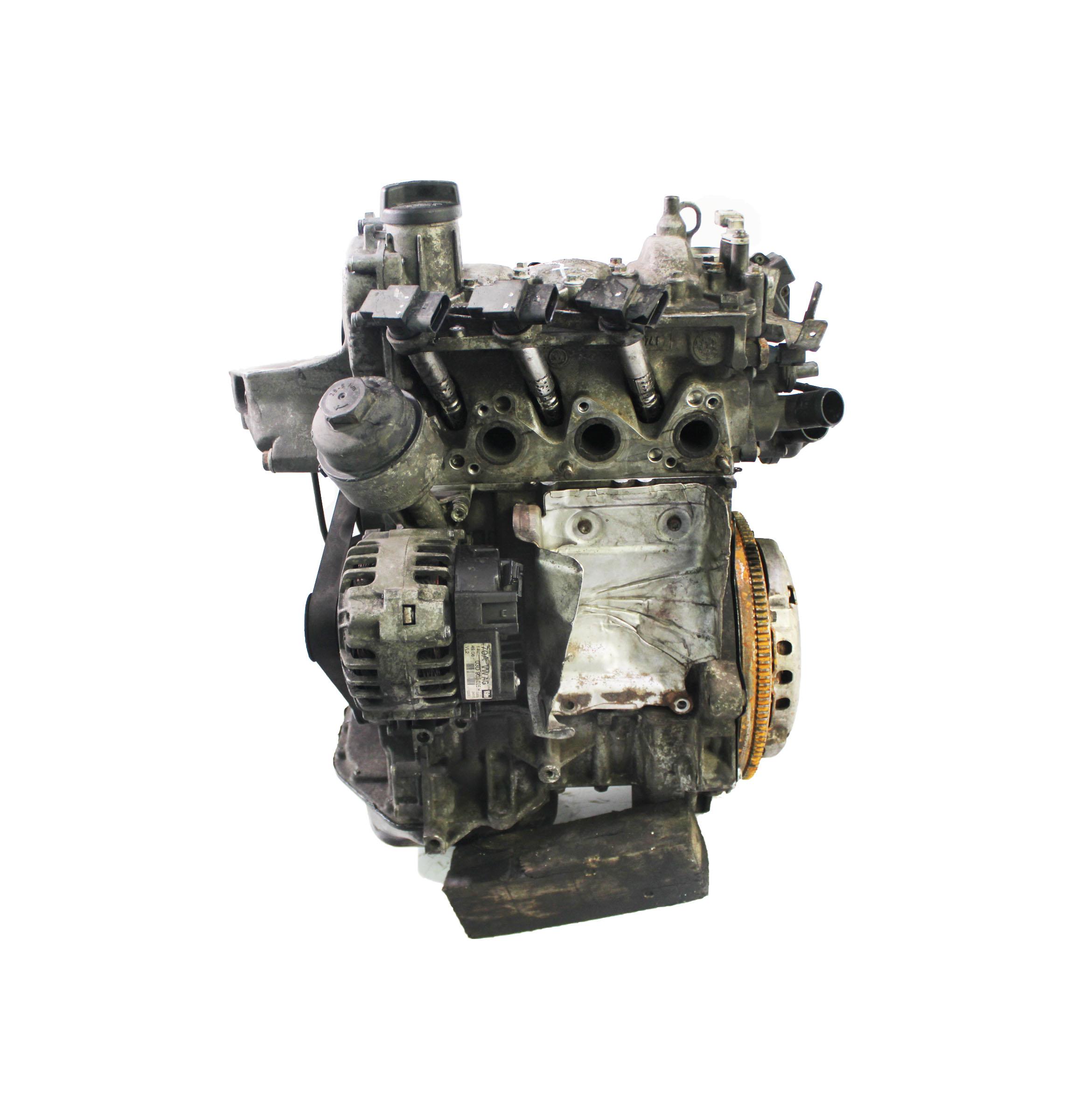 Motor für VW Polo 9N 1,2 Benzin BMD 54 PS 40 KW