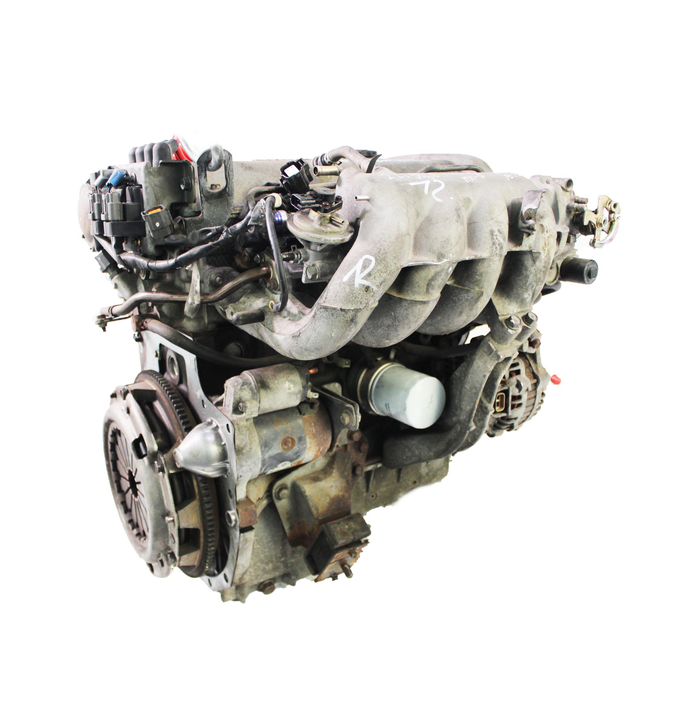 Motor für Mazda MX5 MX-5 MK1 I NA 1,8 BP BPF1 130 PS