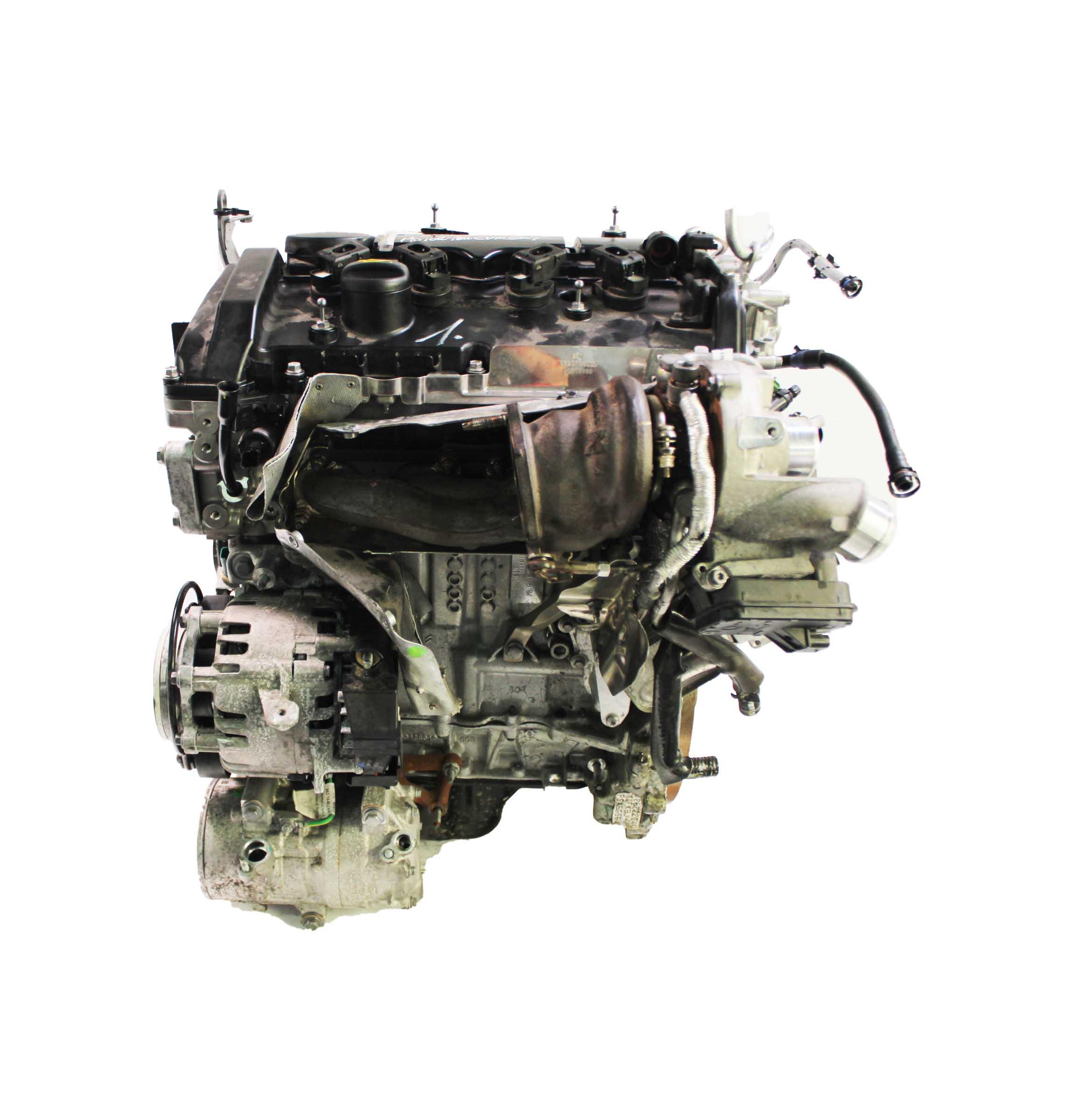 Motor für Peugeot 3008 SUV 1,6 Hybrid4 5GB 5G06 EP6FADTX 200 PS