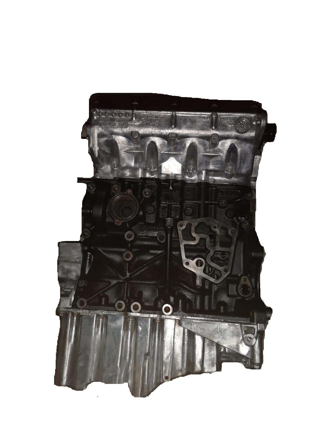 Motor 2006 Audi A4 B7 1,9 TDI Diesel BRB 116 PS Kopf geplant Dichtung NEU