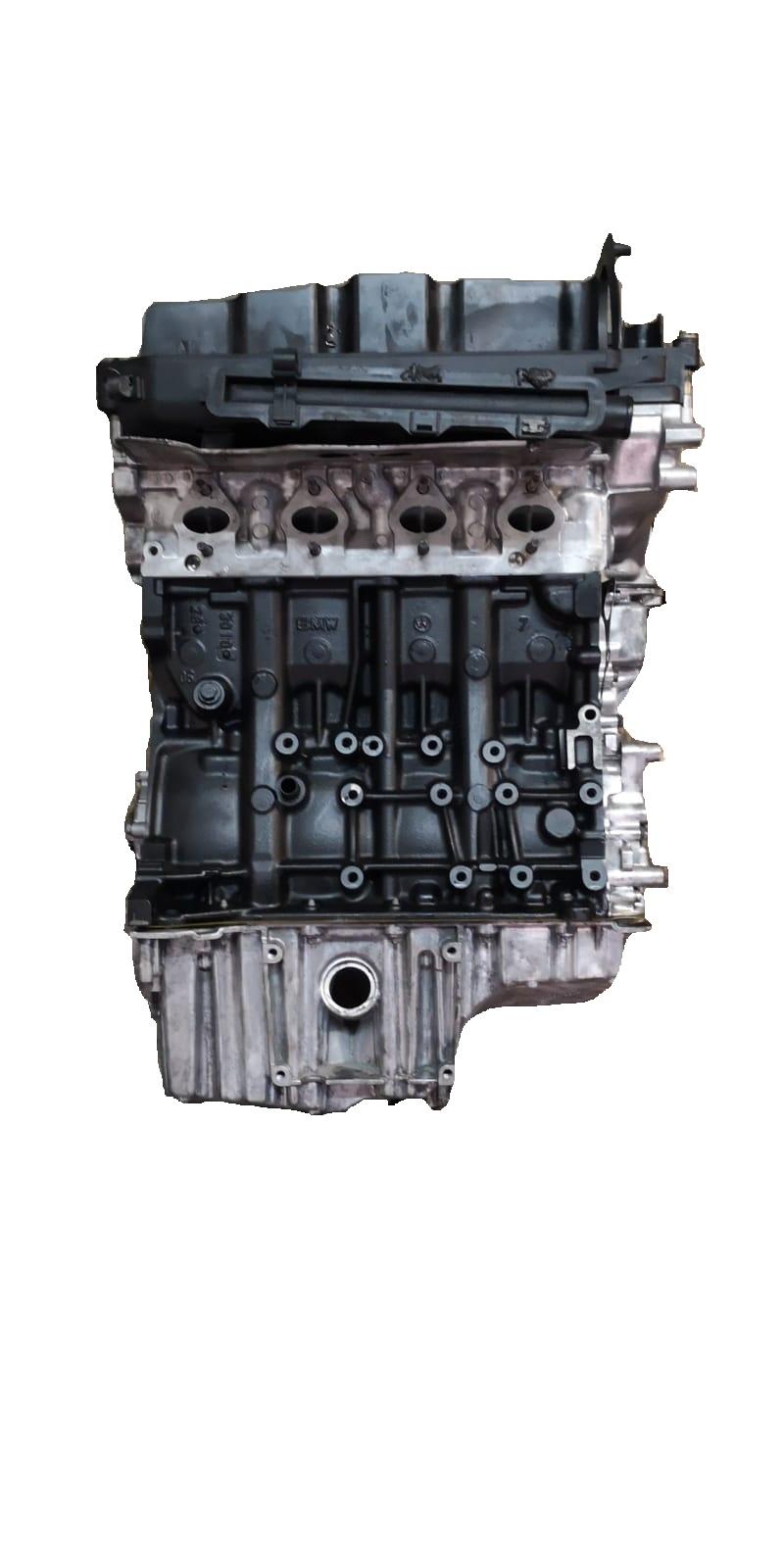 Motor 2006 BMW X3 E83 2,0 d Diesel M47D20 204D4 Kopf geplant Dichtung NEU