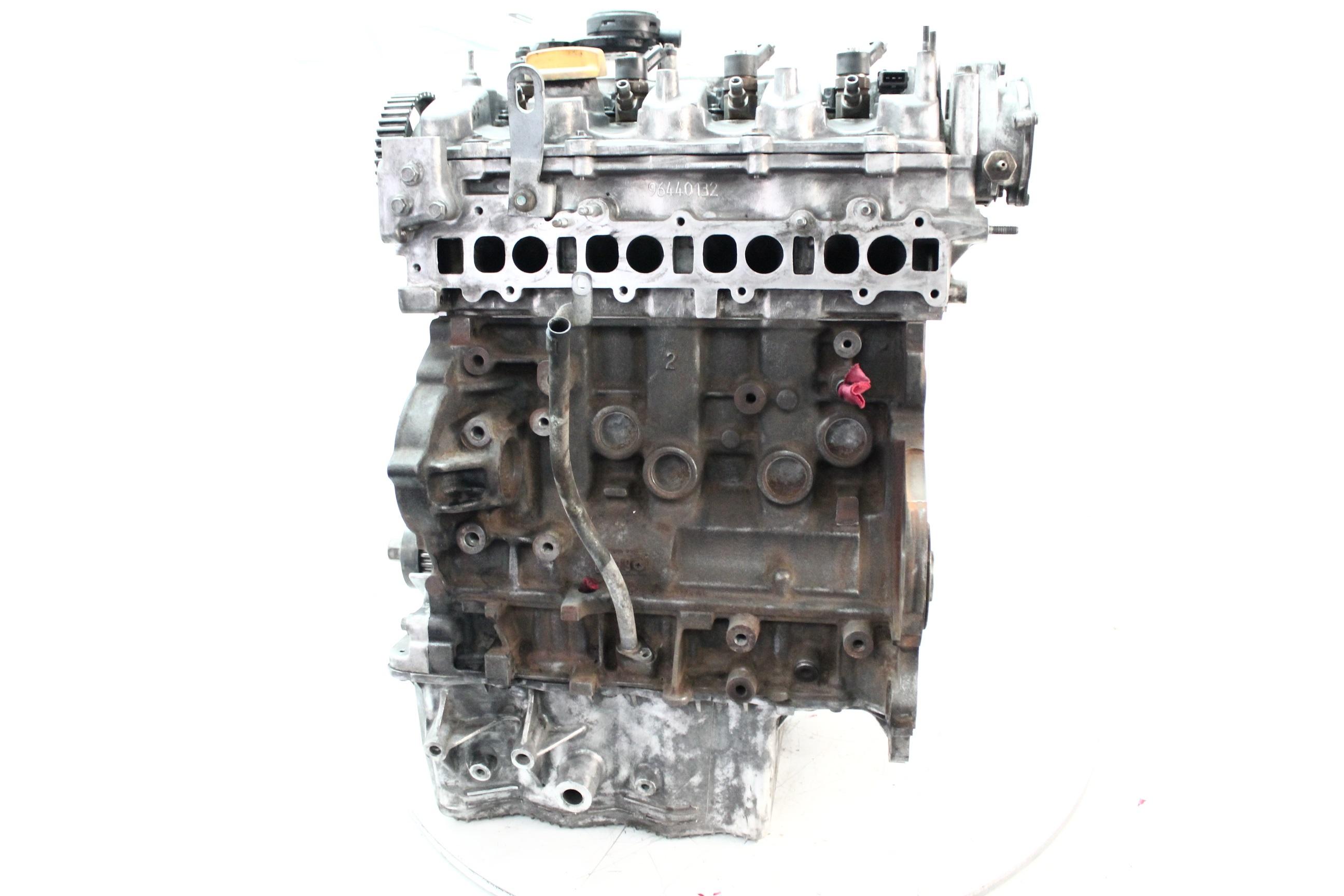Motor 2008 Chevrolet Opel 2,0 CDI Z20S1 Z20DMH mit Düsen
