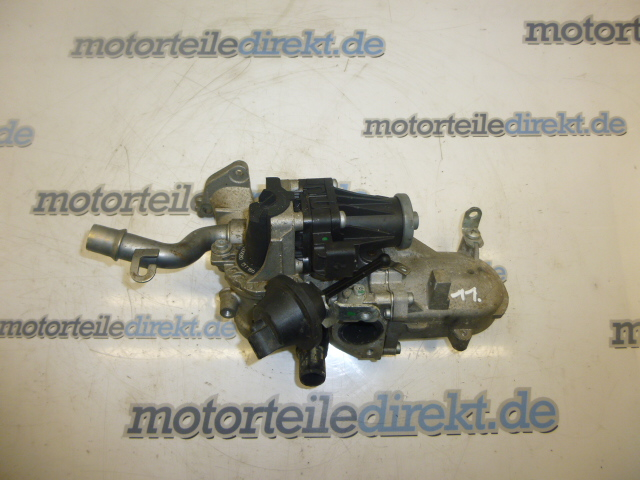 AGR-Ventil Citroen Peugeot Berlingo 2008 1,6 9H06 9HP DV6DTED 9802194080