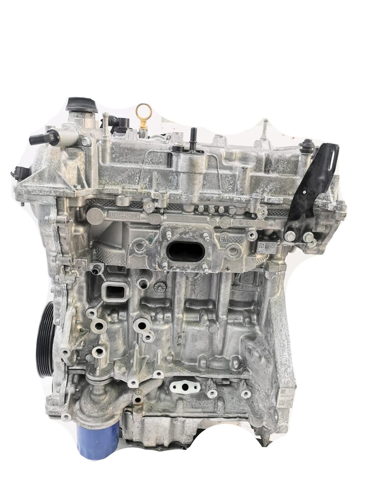 Motor 2019 Opel Vauxhall Sports Tourer 1,5 Turbo D15 D15SFT B15SFT DE340807