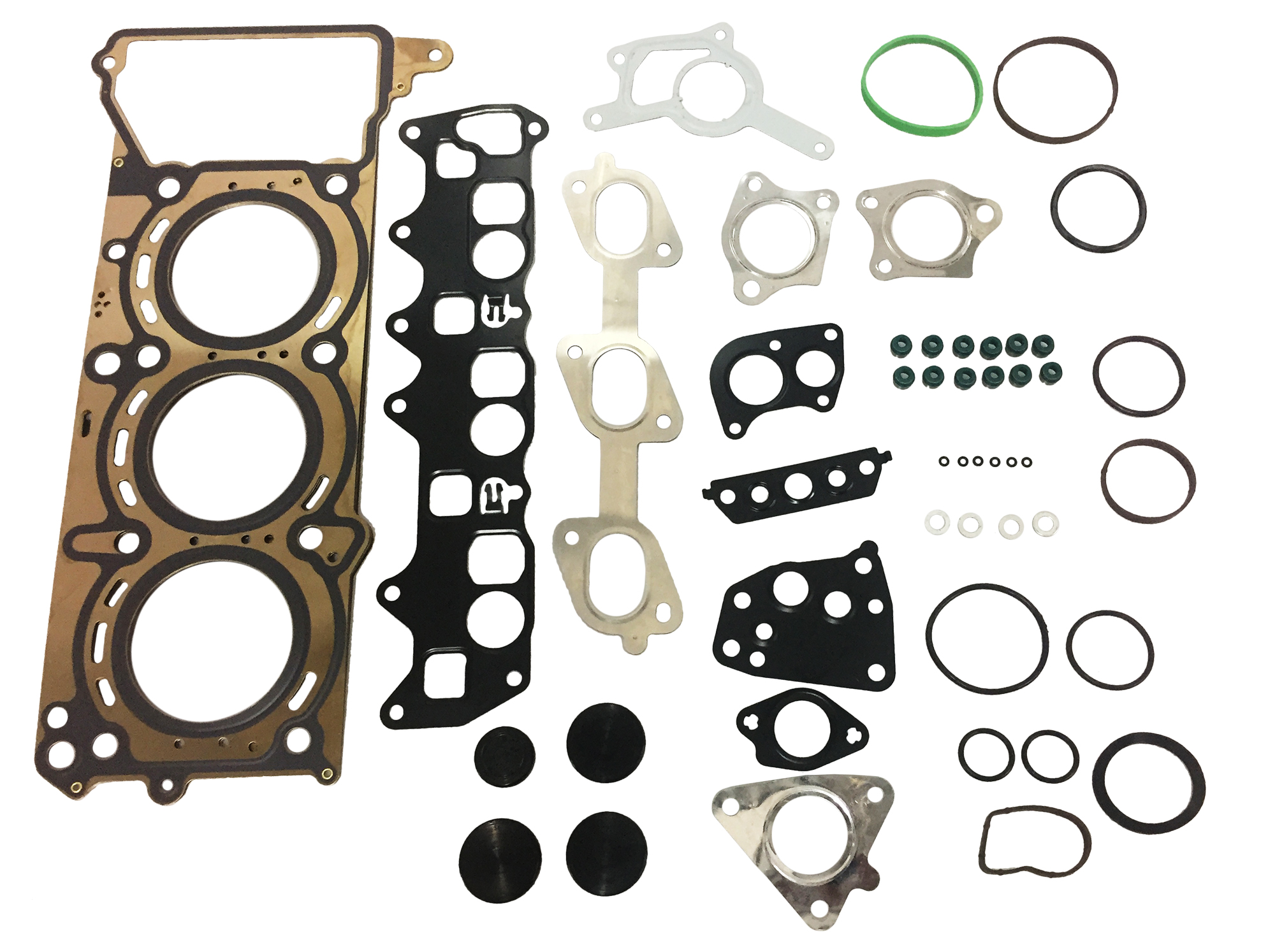 Cylinder head gasket cylinder head gasket set left Mercedes 3.0 CDI 642.820 NEW
