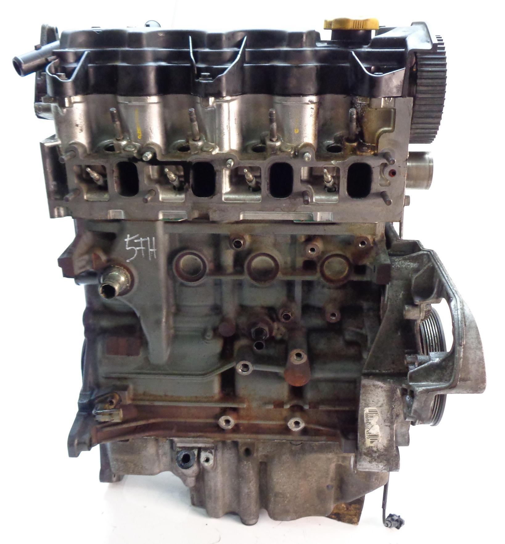 Motor 2008 Fiat Doblo 223 1,9 JTD Diesel 223A7000 105 PS