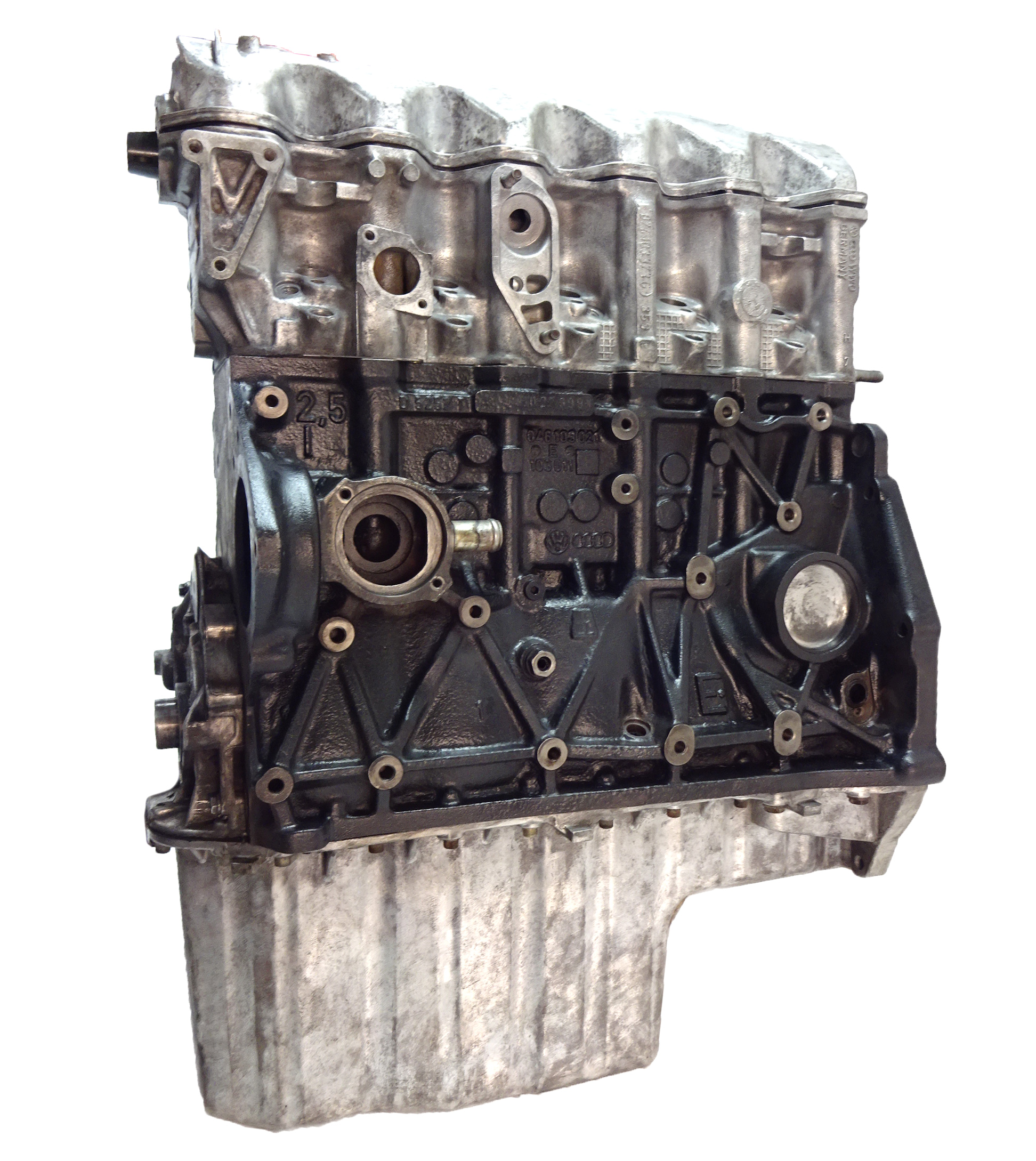 La Révision du moteur Réparation Volvo VW 2,5 TDI D5252T NOUVEAU