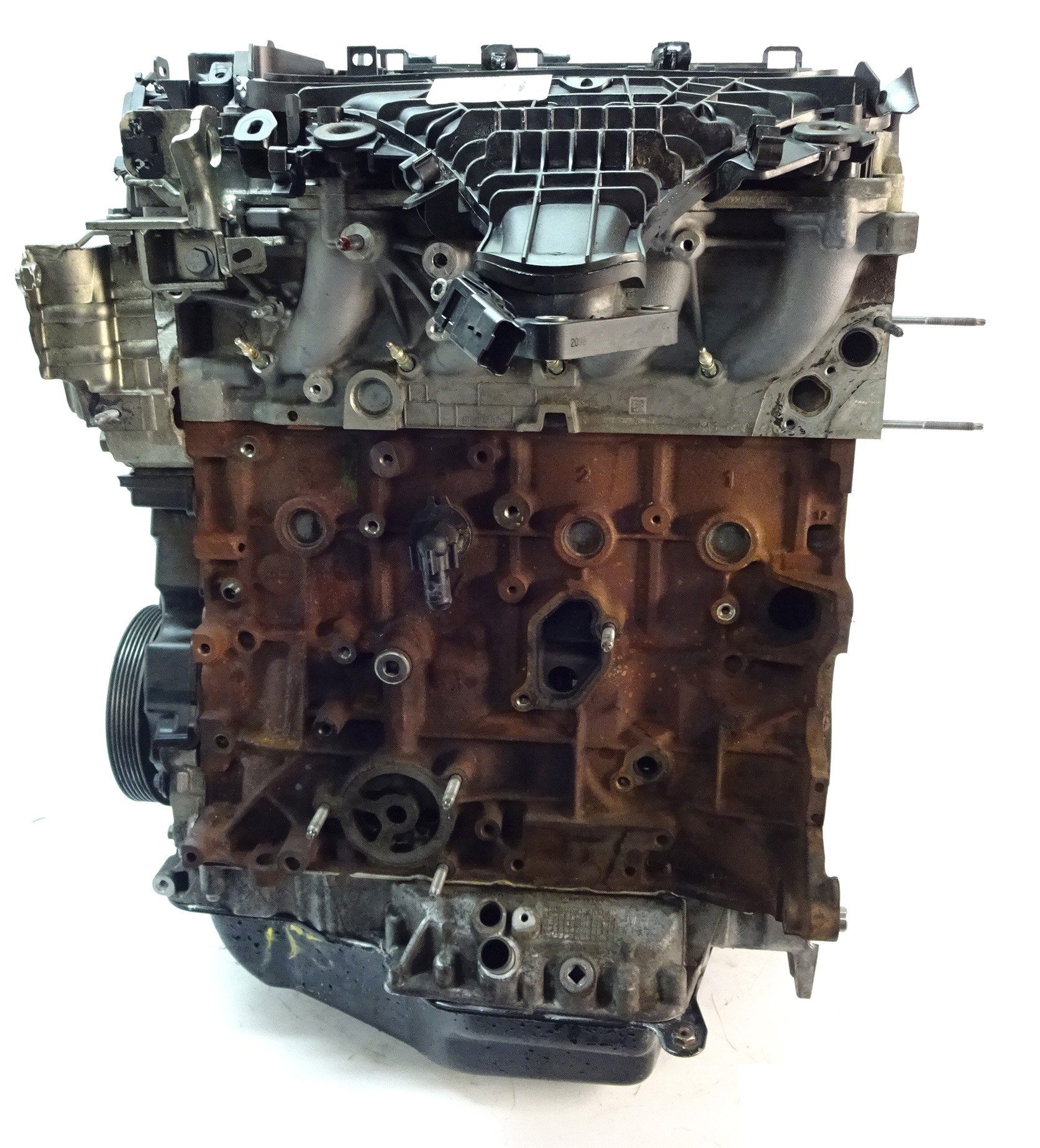 Motor 2011 Ford Grand 2,0 D TDCi Diesel UFDB UFDA 140 PS
