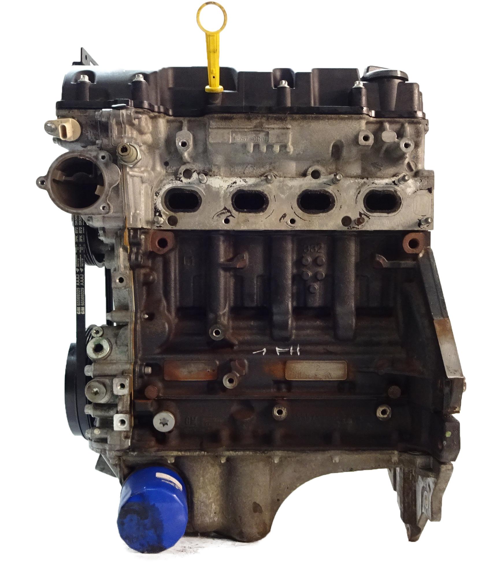 Motor 2013 Opel 1,4 Hybrid A14XFL A14 151 PS