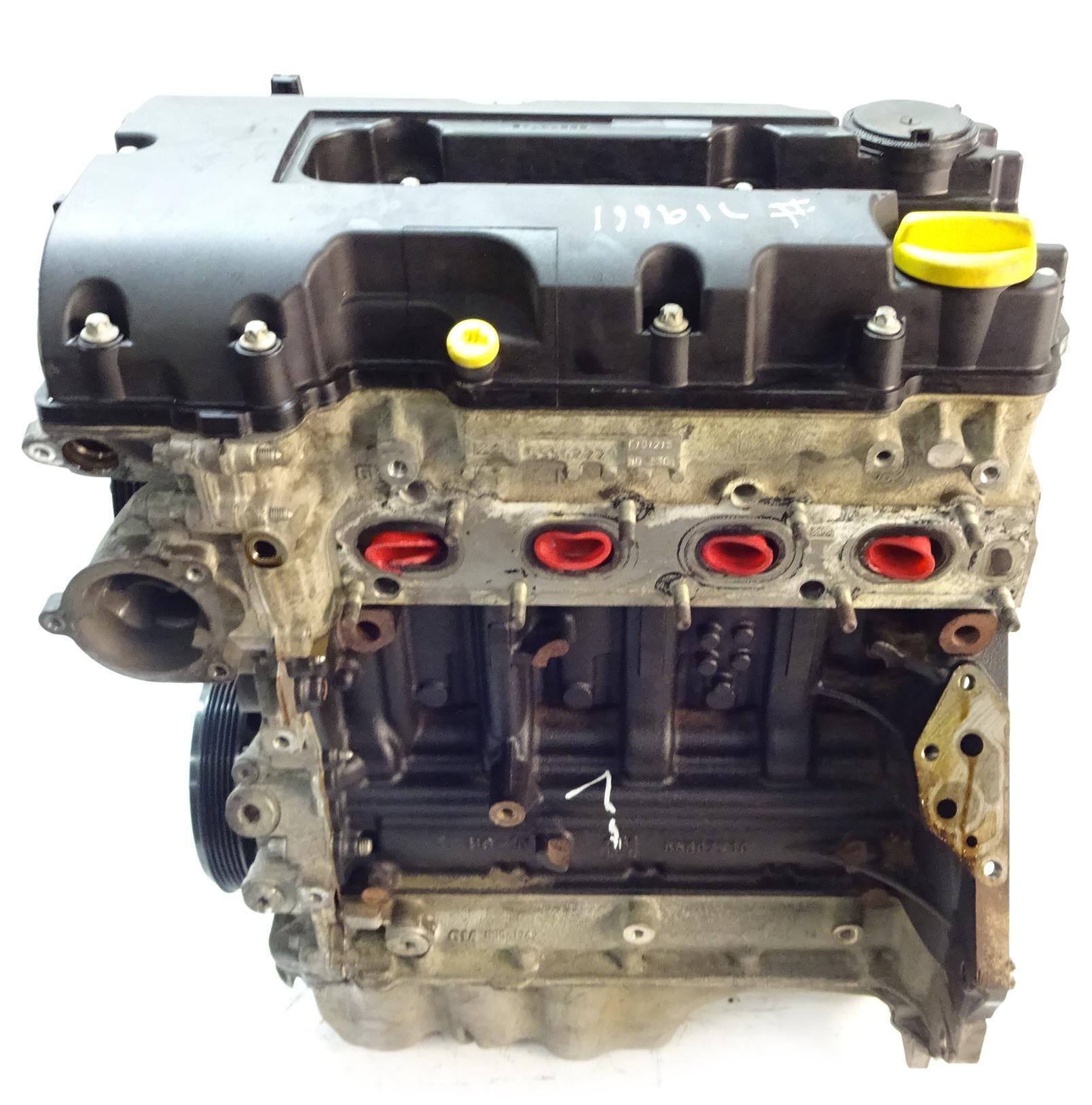 Motor 2012 Opel Astra J Meriva B Adam 1,4 Benzin B14 B14XER